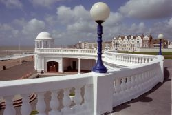 Bexhill-on-sea boulevard, Sussex