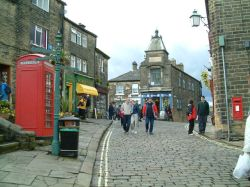 Haworth, West Yorkshire - Home of the Bronte sisters