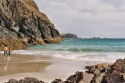 A picture of Kynance Cove