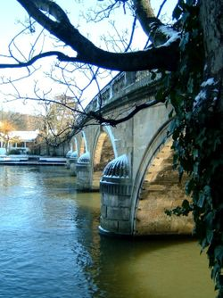 Henley Bridge, Henley on Thames