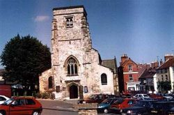 St. Michaels Church, malton