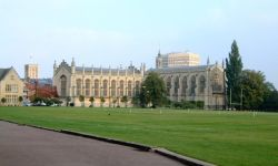 Cheltenham College Dining Hall, Chapel and Cricket grounds