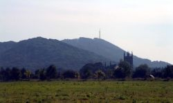 The Wrekin & Wellington Church, Shropshire.
