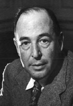 A picture of C S Lewis