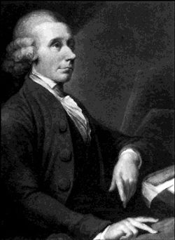 A picture of Joseph Priestley