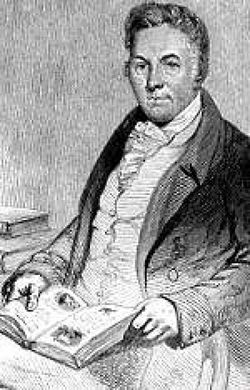 A picture of Thomas Bewick