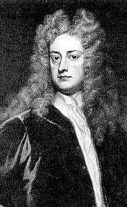A picture of Joseph Addison