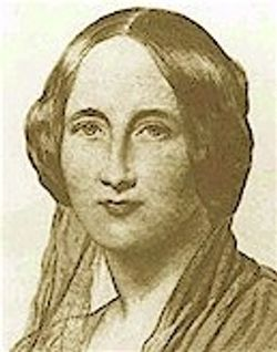 A picture of Elizabeth Gaskell