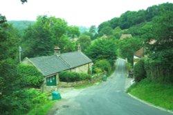 Beck Hole Village, near Goathland, North Yorkshire Moors.