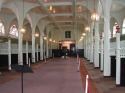 Stables at The Royal Mews, London