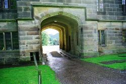 Ilam Hall: leaving Ilam Hall