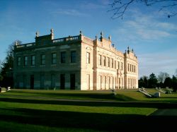 Brodsworth Hall South Front