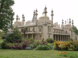 Royal Pavilion, Brighton, East Sussex