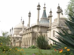 Royal Pavilion in Brighton, East Sussex