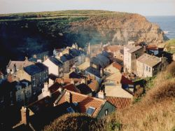 Staithes, North Yorkshire - Scan of a fairly old photo
