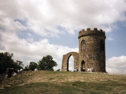 Bradgate Park, Near Leicester: Old John Tower