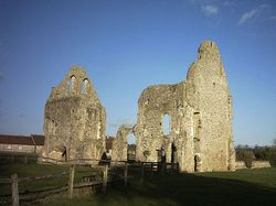 Boxgrove Priory, West Sussex