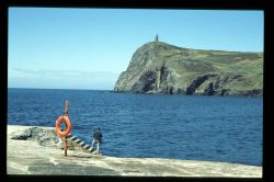 Bradda Head from Port Erin, Isle of Man