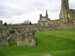 Another view of this wonderful ruin... Yorkshire