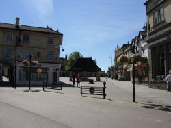 The Butter Cross, Town Centre, Chippenham