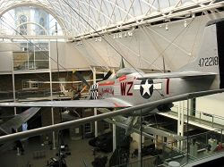 Interior, Imperial War Museum, London