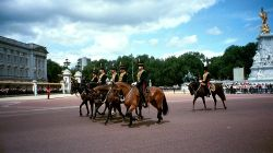 Trooping of the Color Ceremony at Buckingham Palace