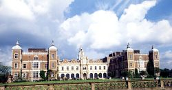 Hatfield House in the county of Hertfordshire