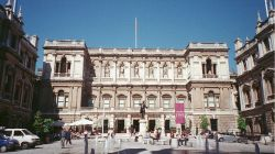 Royal Academy of Arts (Burlington House), Piccadilly