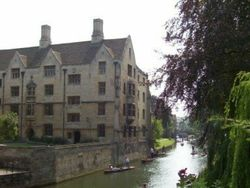 River Cam, Cambridge