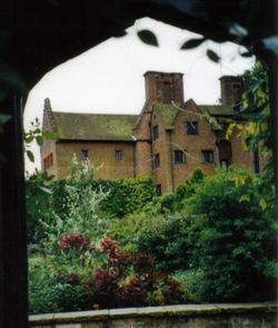 Chartwell, family home of the late Sir Winston Churchill