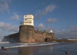 Fort Perch Rock New Brighton