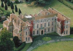 North Front of Glemham Hall, Suffolk