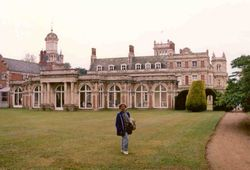Somerleyton Hall in Suffolk
