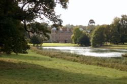 Blickling Hall from the park