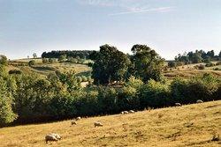 Landscape near Ilmington, Warwickshire