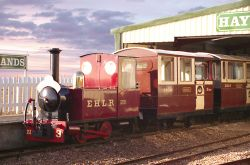 Hayling Island, Hampshire [Hayling Railway]