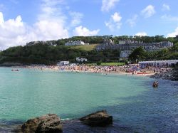 Beach at St Ives, Cornwall