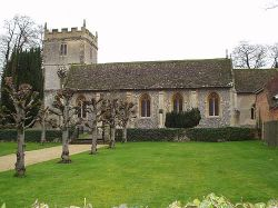 St Mary's Church, Chilton Foliat, Wiltshire