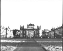 Seaton Delaval Hall, North Front. Northumberland