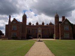 Melford Hall, Long Melford, Suffolk