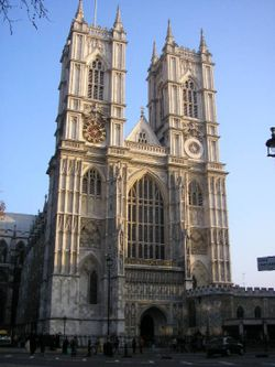 Westminister Abbey, London