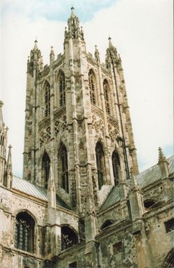 Canterbury Cathedral, Kent