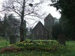Glenridding Church, Ullswater, Cumbria