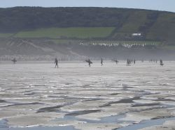 Croyde Beach, Devon