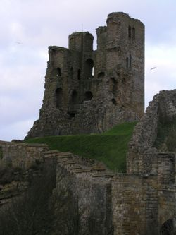 Scarborough Castle, North Yorkshire