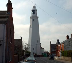 Withernsea Lighthouse, East Yorkshire