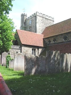 Havant Church, Hampshire