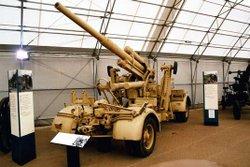 German 88mm FLAK 37