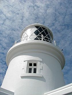 Pendeen Lighthouse - 2001