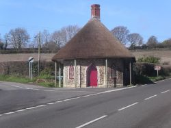 The Toll House on the A30 just outside Chard, Somerset